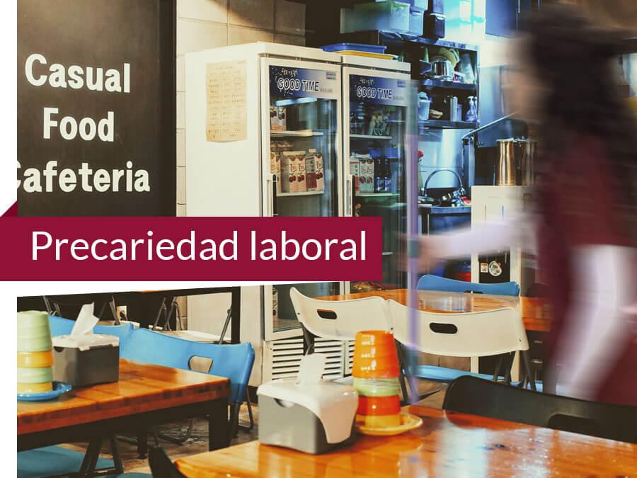 Precariedad laboral y protección social