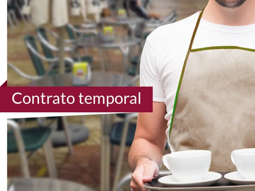 Qué es un contrato temporal