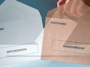 Papaletas y sobres electorales