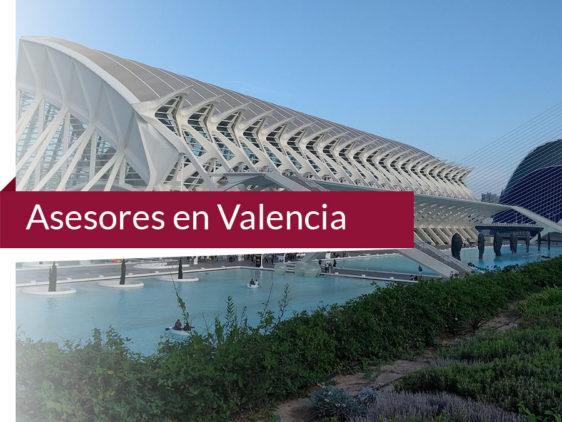 Nuevos asesores en Valencia