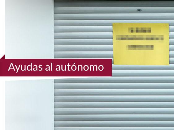 Ayudas al autónomo en Valencia