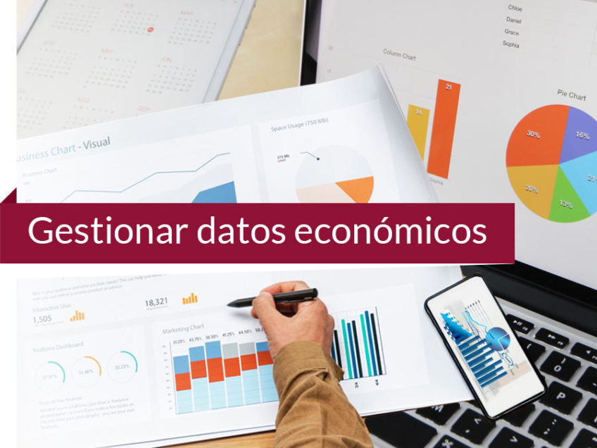 Gestionar los datos económicos de tu empresa