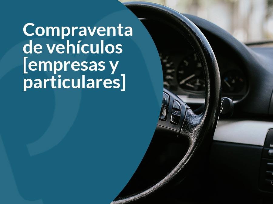 Compraventa de vehículos Guía 2021